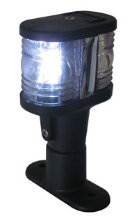 Perko combo nav light with Dr. LED nav LED bulb