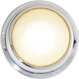 "6 3/4"" LED dome light warm white"