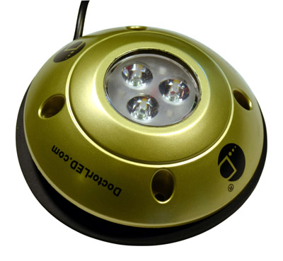 underwater marine LED light
