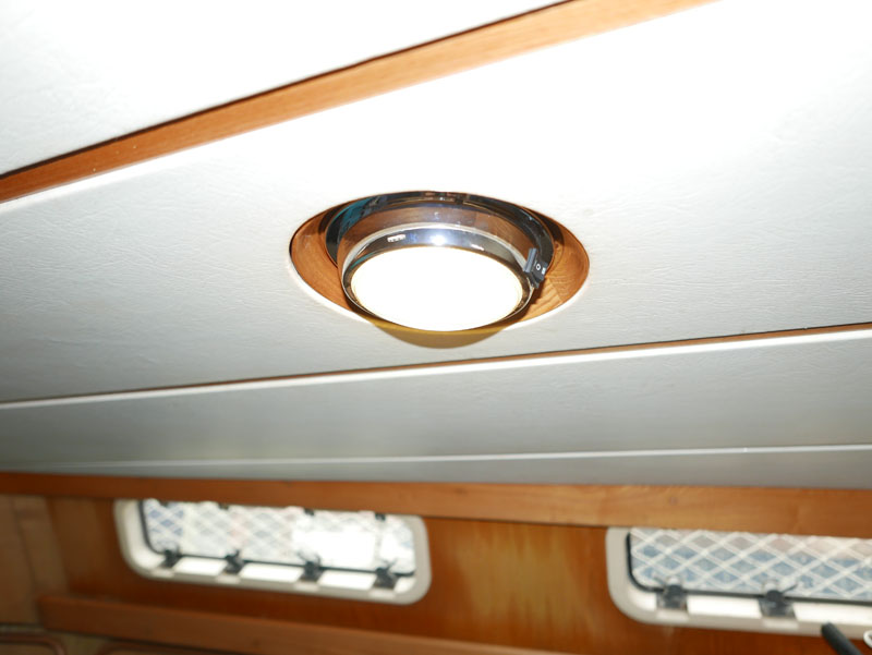 marine LED dome light