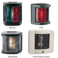 Hella series 3562 navigation lights