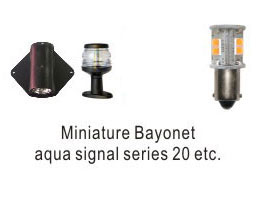 marine navigation LED light