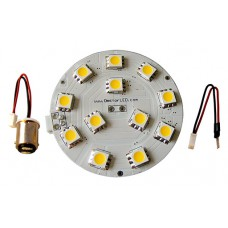 12V Dome Light SMD LED Kit