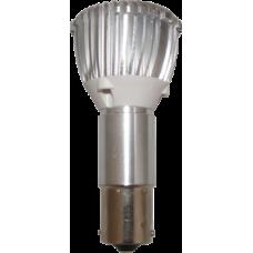Elongated Single Contact Bayonet Magnum LED Bulb 12/24V