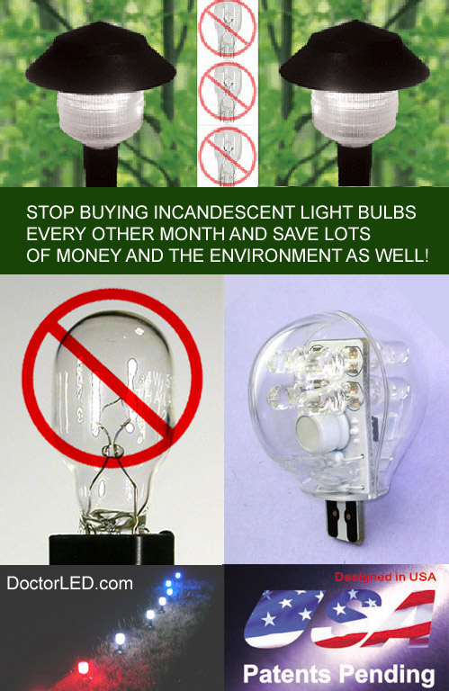 malibu toro replacement landscape led light bulb new ebay. Black Bedroom Furniture Sets. Home Design Ideas
